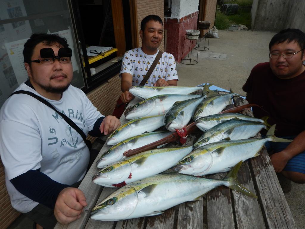 20200919 ルアー・ジギング船 魚拓号