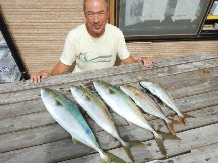 20200926ルアー・ジギング船魚拓号