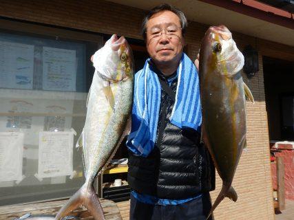 20201027 ルアー・ジギング船魚拓号