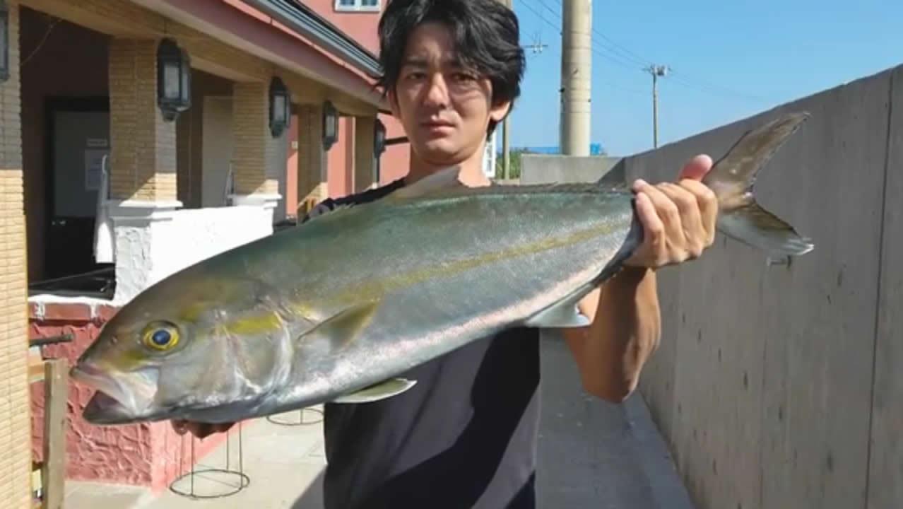 20201029 ルアー・ジギング船魚拓号