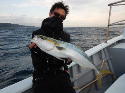 20201030 ルアー・ジギング船魚拓号
