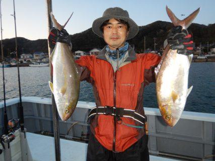 20201031 ルアー・ジギング船魚拓号
