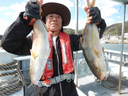20201021 ルアー・ジギング船魚拓号