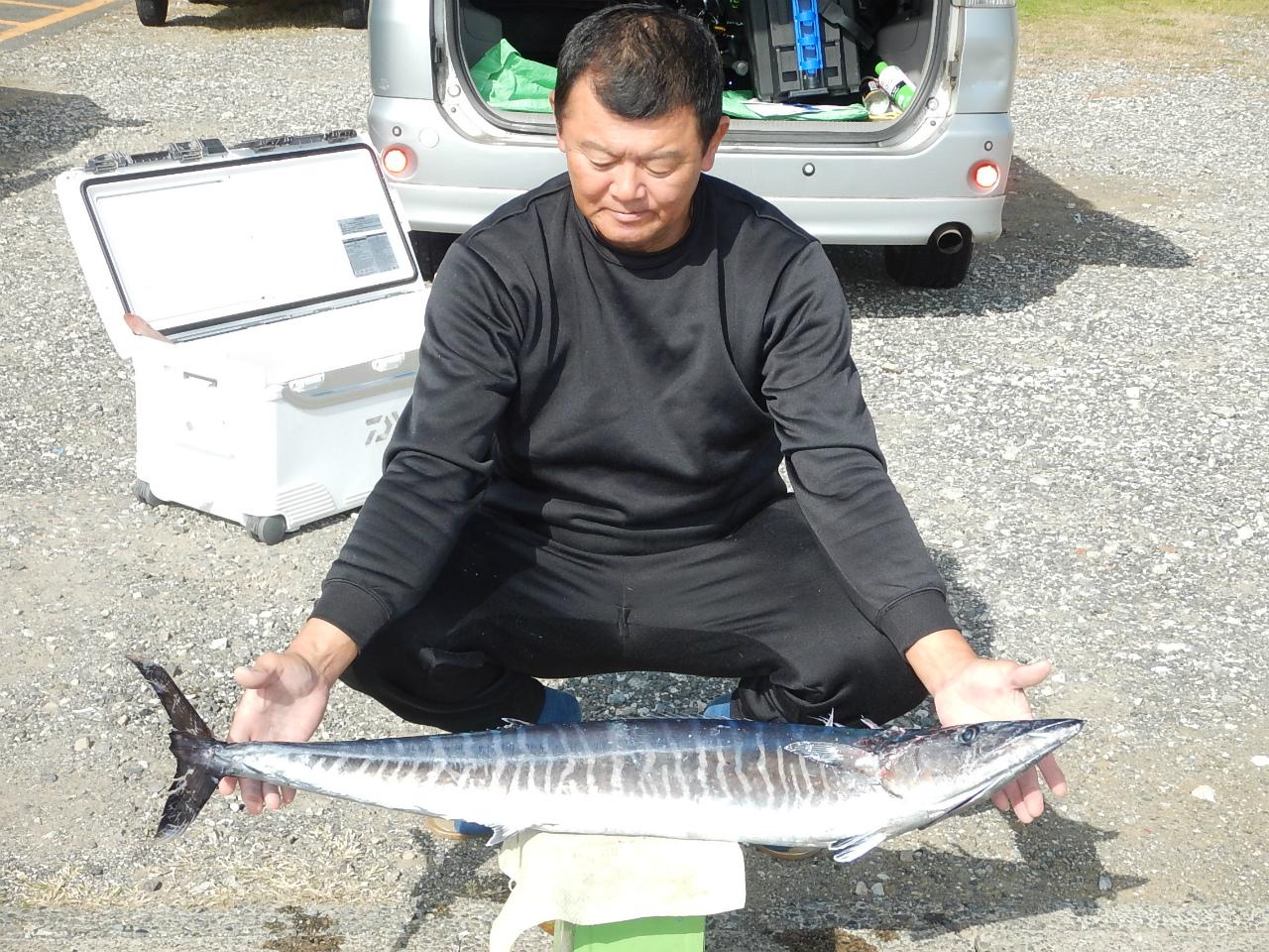 20201106 ルアー・ジギング船魚拓号