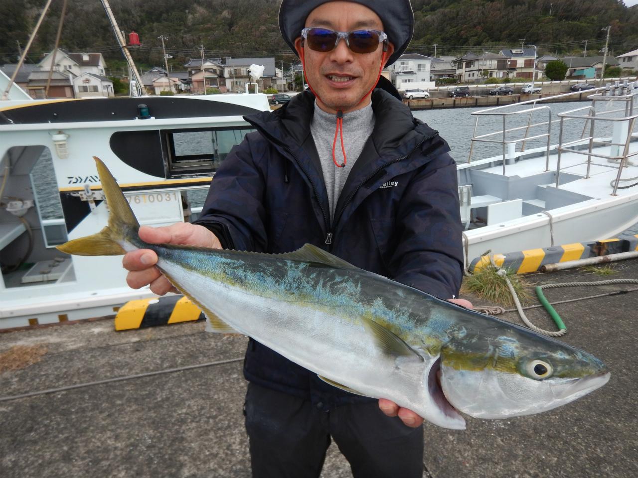 20201102 ルアー・ジギング船魚拓号