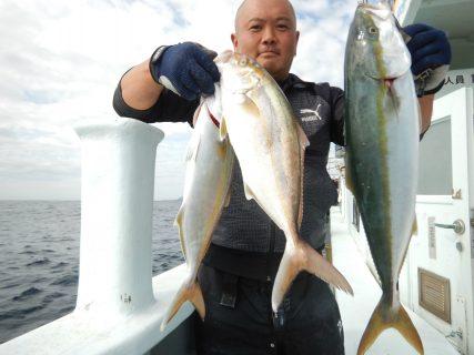 20201101 ルアー・ジギング船魚拓号