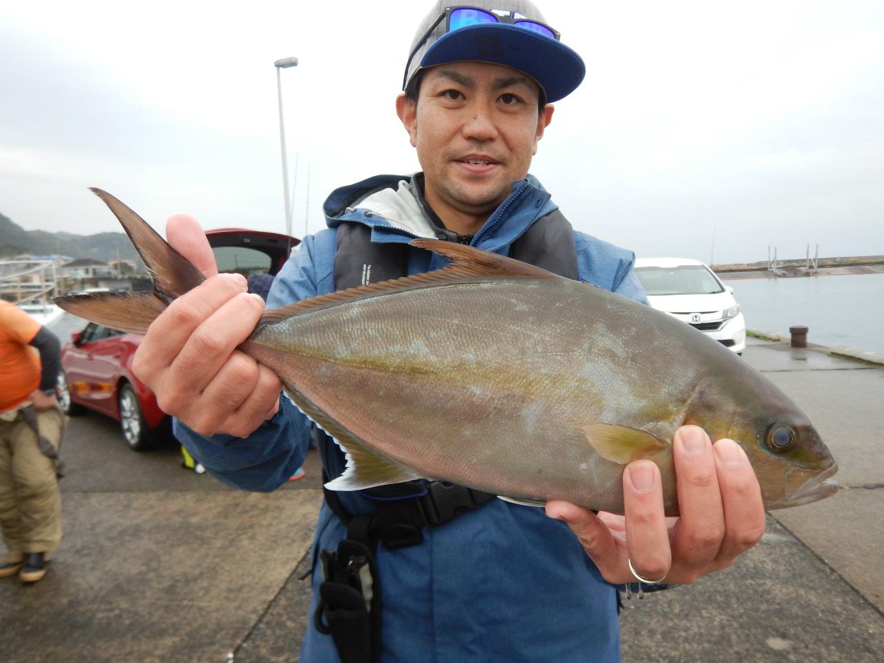 20201212 ルアージギング船魚拓号