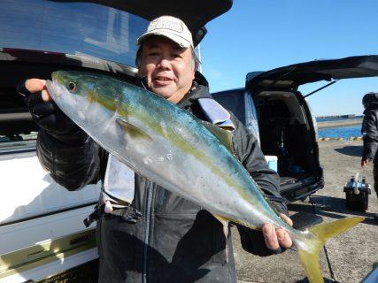 20201220 ルアージギング船魚拓号