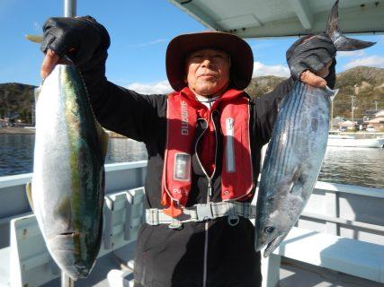 20201218 ルアージギング船魚拓号