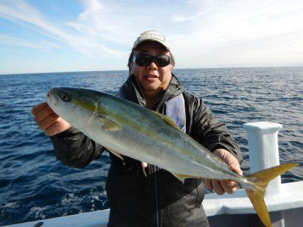 20201226ルアージギング船魚拓号