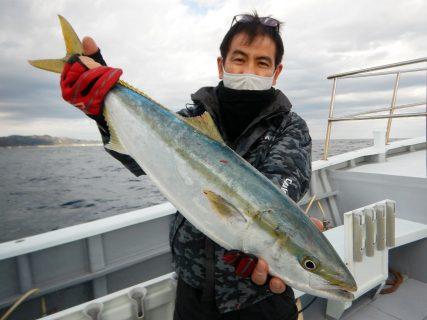 20201219 ルアージギング船魚拓号