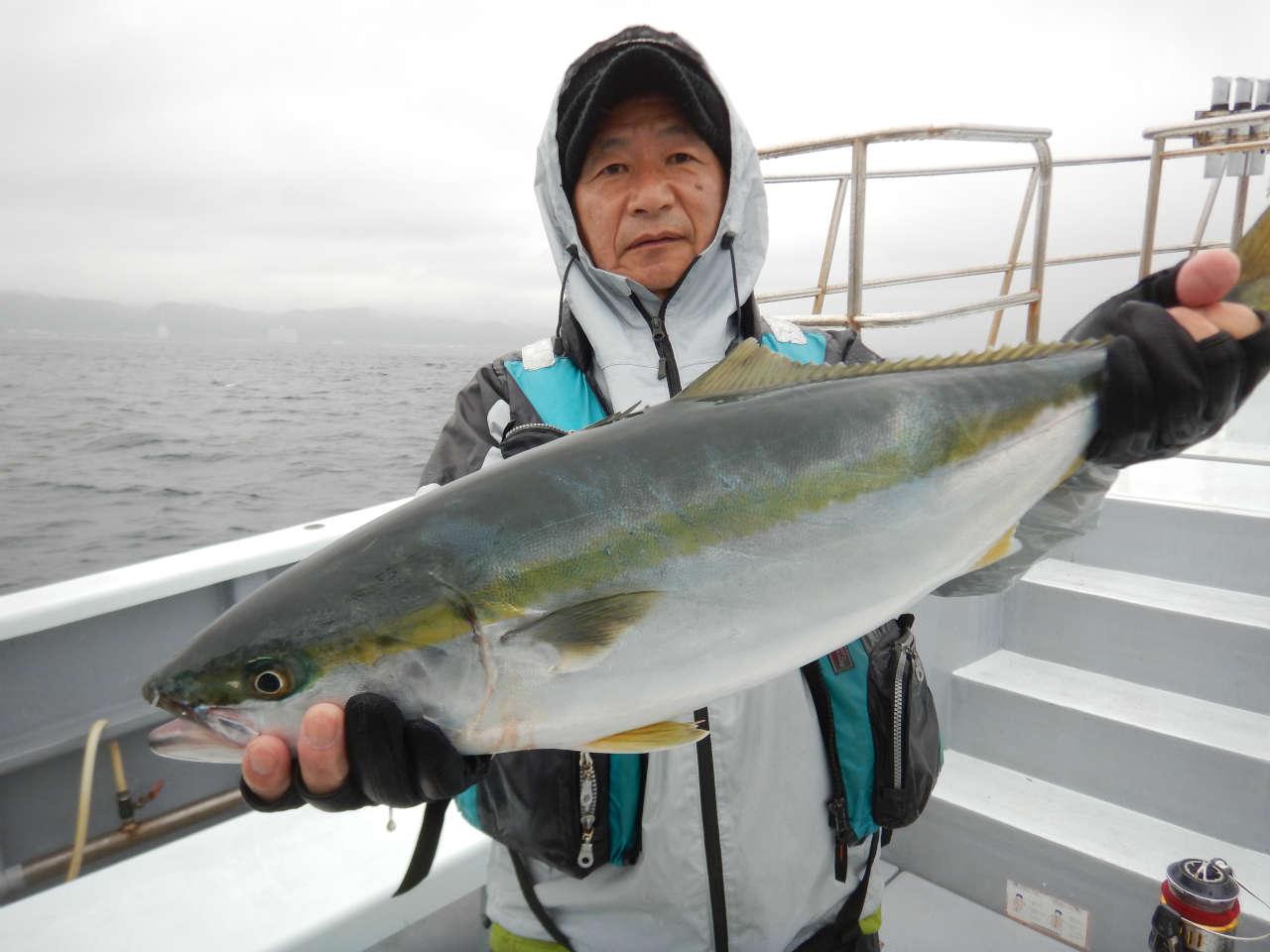 20210519 ブリ系&サバ ルアー・ジギング船魚拓号