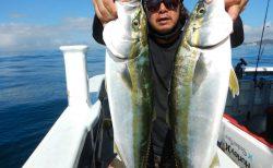 20210718ワラサ-ルアー・ジギング船魚拓号